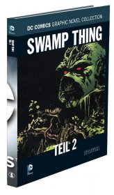 DC Comics Graphic Novel Collection #74 Swamp Thing, Teil 2 Case