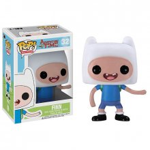 Adventure Time POP! vinylová figurka Finn 10 cm