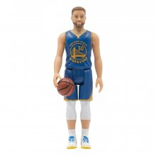 NBA ReAction Akční figurka Wave 1 Stephen Curry (Warriors) 10 cm