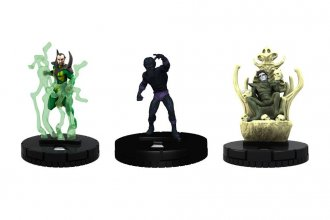 Marvel HeroClix: Baron Mordo and the Fear Lords Monthly Organize