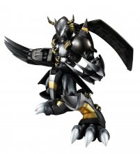 Digimon Adventure G.E.M. Series PVC Socha Black Wargreymon 25 c