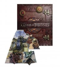 Game of Thrones 3D Pop-Up kniha A Pop-Up Guide to Westeros