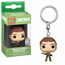 Fortnite Pocket POP! vinylový přívěšek na klíče Tower Recon Spec