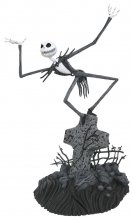 Nightmare before Christmas Gallery PVC Socha Jack Skellington 2