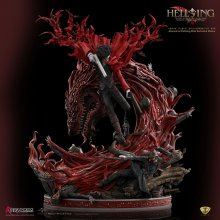 Hellsing Ultimate Elite Exclusive Socha Alucard 67 cm