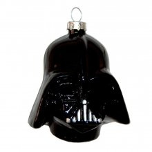 Star Wars Glass Ornament Darth Vader 8 cm