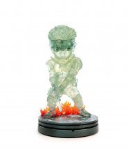 Metal Gear Solid PVC SD Socha Solid Snake Stealth Camouflage Ve