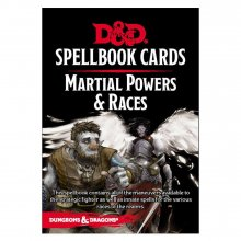 Dungeons & Dragons Spellbook Cards: Martial Deck *English Versio