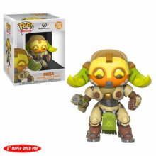Overwatch Oversized POP! Games Vinylová Figurka Orisa 15 cm
