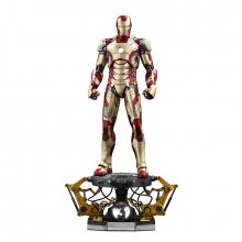 Iron Man 3 QS figurka 1/4 Iron Man Mark XLII Deluxe Ver.