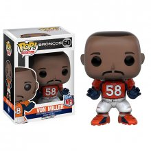 NFL POP! Football figurka Von Miller (Denver Broncos) 9 cm