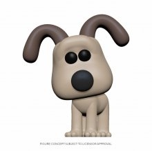 Wallace & Gromit POP! Animation Vinylová Figurka Gromit 9 cm