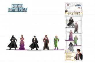 Harry Potter Nano Metalfigs Diecast mini figurky 5-Pack Wave 3A