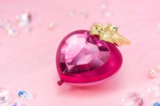 Sailor Moon Proplica Replica Sailor Chibi Moon Compact Tamashii