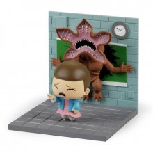 Stranger Things Diorama Eleven vs Demogorgon LC Exclusive 13 x 1