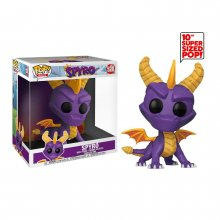 Spyro the Dragon Super Sized POP! Games Vinylová Figurka Spyro 2