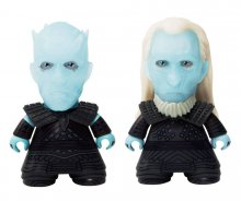 Game of Thrones Titans Vinylová Figurka 2-pack Night King & Whit