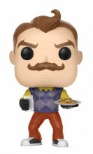 Hello Neighbor POP! Games Vinyl Figure Neighbor with Milk & Cook