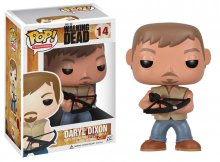 The Walking Dead POP! Vinylová Figurka Daryl 10 cm