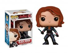 Avengers Age of Ultron POP! Vinyl Bobble-Head Black Widow 10 cm