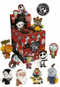 Nightmare Before Christmas Mystery mini figurky 6 cm Series 2 Di