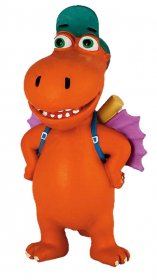 Coconut, the Little Dragon Figure Coconut Summer Camp 6 cm
