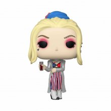 Birds of Prey POP! Heroes Vinylová Figurka Harley Quinn (Black M