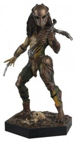 The Alien & Predator Figurine Collection Falconer Predator (Pred