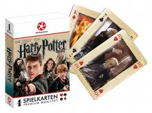 Harry Potter Number 1 herní karty *German Packaging*