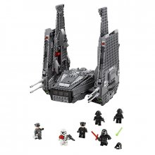LEGO Star Wars Episode VII Kylo Ren's Command Shuttle 75104
