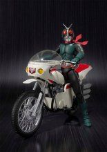 Kamen Rider S.H. Figuarts Akční figurka with Vehicle Masked Ride