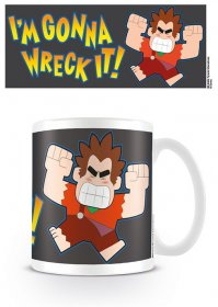 Wreck-It Ralph Hrnek Gonna Wreck It