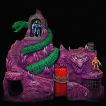 Masters of the Universe Collectors Choice Playset Snake Mountain