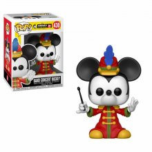 Mickey Maus 90th Anniversary POP! Disney Vinylová Figurka Band C