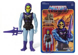 Masters of the Universe ReAction Action Figure Wave 3 Battle Arm