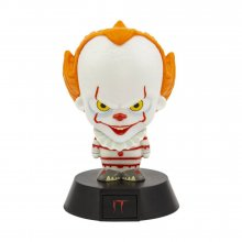 Stephen Kings It 2017 3D Icon světlo Pennywise 10 cm