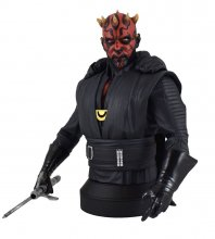 Star Wars Solo Bust 1/6 Darth Maul Crimson Dawn 15 cm