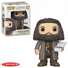 Harry Potter Oversized POP! Movies Vinylová Figurka Hagrid with