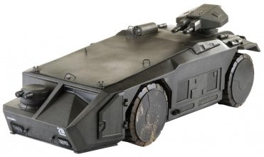 Aliens Vehicle 1/18 Armored Personnel Carrier Previews Exclusive
