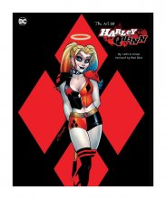 DC Comics Art Book The Art of Harley Quinn