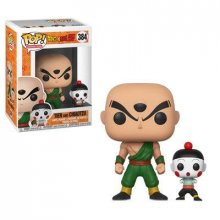 Dragonball Z POP! Animation Vinyl Figure Tien Shinhan & Chiaotzu