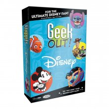 Disney Party Game Geek Out! *English Version*