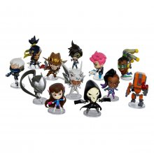 Overwatch Cute but Deadly Vinyl mini figurky 7 cm Series 3 Displ