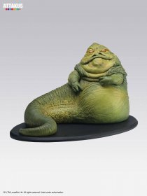 Star Wars Elite Collection Socha Jabba The Hutt 21 cm