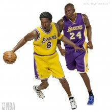 NBA Collection Real Masterpiece Actionfigur 1/6 Kobe Bryant Upgr