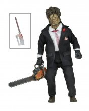 Texas Chainsaw Massacre 2 Retro Action Figure 30th Anniversary L