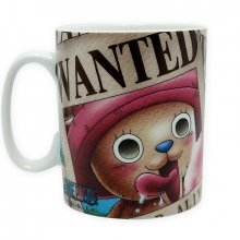 Hrnek One Piece Chopper Wanted 460 ml anime hrneček