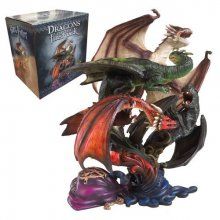 Harry Potter Sculpture Dragons of The First Task 27 cm