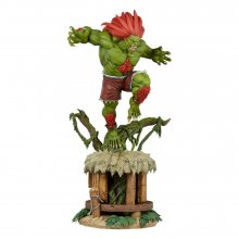Street Fighter Ultra Socha 1/4 Blanka 68 cm