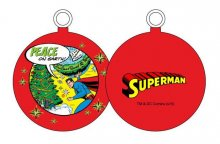 DC Comics Ornament Superman Peace On Earth